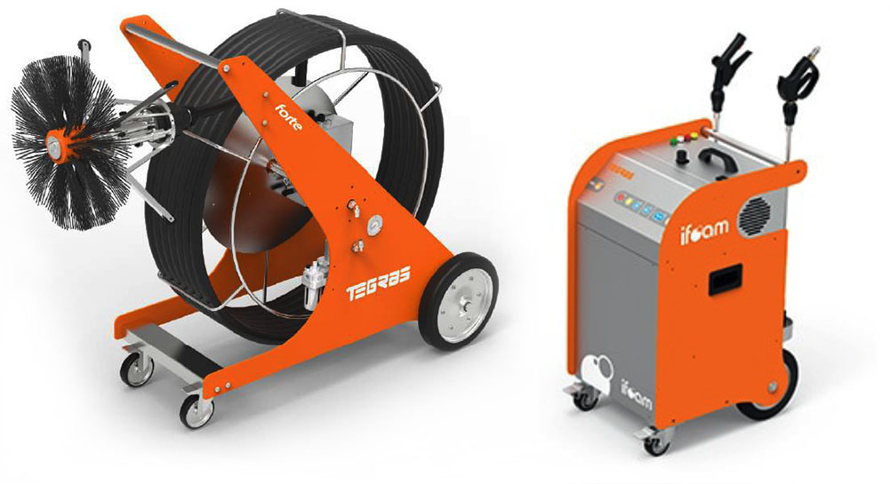 duct cleaning machine